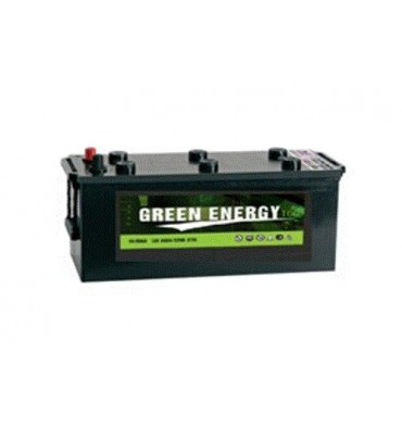 Batterie voiture GREEN ENERGY + pour MERCEDES-BENZ  T2/LN1 Bus (Diesel) O 614 D 07.1987 - 12.1992